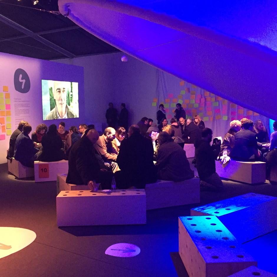 Alrededor de 100 personas han participado en el \'Diálogo entre ...